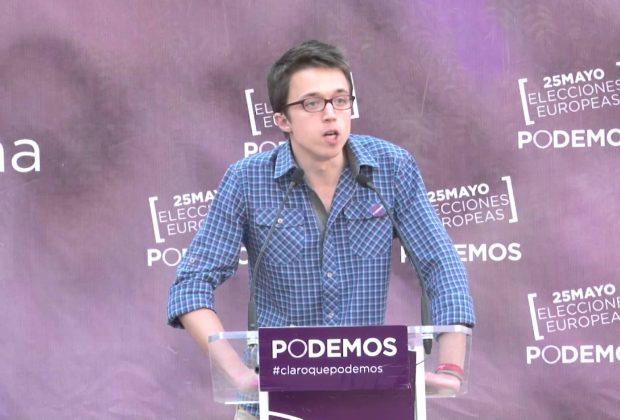 Errejon lo reconoce: no comparto todas las decisiones de Pablo Iglesias